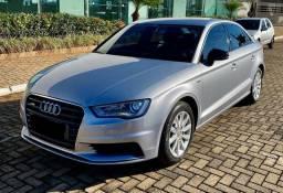 Título do anúncio: Audi A3 sedan 1.4  S-tronic - revisado- impecável