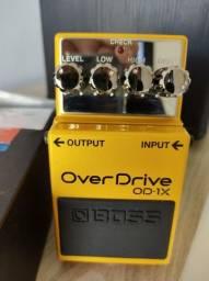 Título do anúncio: Pedal Boss overdrive OD-1X