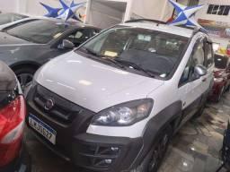 Fiat Idea 1.8 8v Adv. Completo + Gnv 5ºg - 2016