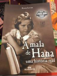Livro A mala de Hana