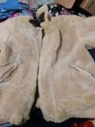 Vendo casaco de pele de Carneiro