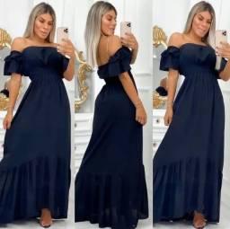 Título do anúncio: Vestido Com Lastex Modelo Mullet de Alça Moda Feminina Verão
