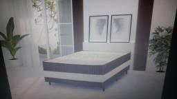 Título do anúncio: Conjunto colchão Gandra molas ensacadas para seu  conforto apenas 990.00