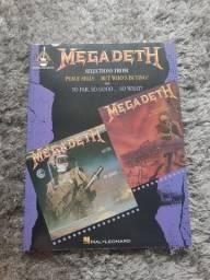 Songbook De Guitarra Megadeth Importado