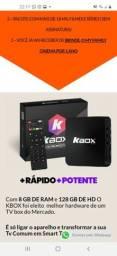 KBox +Rapido +Potente