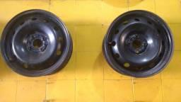 Duas rodas 15 da Fiat semi novas