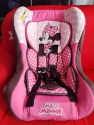 Vendo cadeirinha para carro Minnie 0 a 25 kg