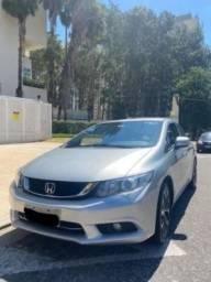 Honda Civic LXR 2.0 Flex 2015 (blindado)
