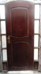 Título do anúncio: Porta de madera Angelim