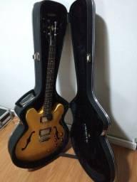 Guitarra Epiphone Es339 Dot Semi-Acustica Natural