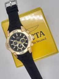 Relógio Invicta discreto. 3 modelos diferentes