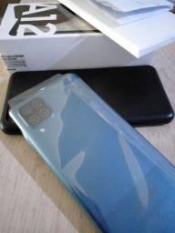 Samsung galaxy A12  64GB + 4GB de ram  + nota fiscal