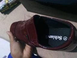 Sapato social *37* vermelho