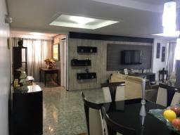 Alugo apartamento Guararapes 4 suítes, 2 salas, dependência completa.