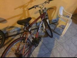 Bike Gallo alumínio aro 26 , leia a descrição