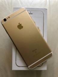 Título do anúncio: iPhone 6s Plus - 64gb - tudo ok ! Conservado