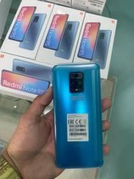 Note 9s 64GB tela 6.67 48mpx câmera lacrados  cinza e azul