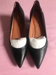 Sapato Scarpin Luz da Lua