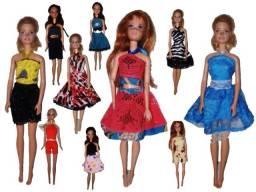 Título do anúncio: Roupinha de Boneca na Promoção kit 20 Peças