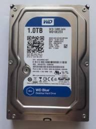 """Hdd 3.5"""" 1Tb Western Digital 7200 Rpm Sata3"""