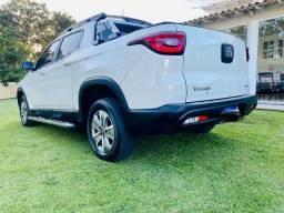 Título do anúncio: Fiat Toro Freedom 2019 automático c/ GNV único dono !!! Pouco rodado 39mil KM