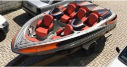 Jet Boat Coluna, zerado, Aguas rasas.250hp - 2012