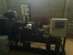 Motor a biogás