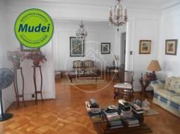 Apartamento à venda com 3 dormitórios em Botafogo, Rio de janeiro cod:816923