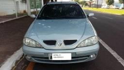 """Renault Megane Privilege 2005 Completo-Automático-Extra-Placa-""""A"""" Só R$ 12990,00-Leia - 2005"""