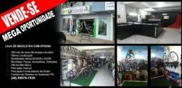 BikeShop Loja de Bicicletas com Oficina