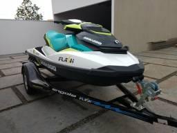 Jet ski Gti 90 sea.doo com 6 horas de uso - 2018