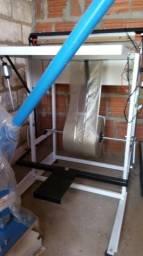 Máquina de fazer sacolas plásticas Compacta Print