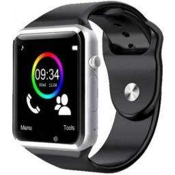 Relógio Smartwatch A1 Touch Bluetooth Gear whatsApp 99237 0259