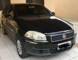 Fiat Siena completo e Bancos de Couro - 2011