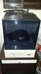 Máquina de lavar louça enxuta 110v