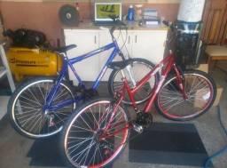 Bicicleta aro 26 com e sem marcha Nova
