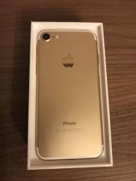IPhone 7, 128 GB, Dourado SOMENTE VENDA