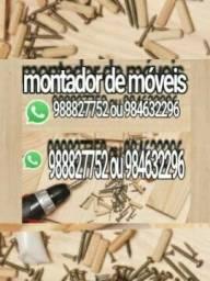 Montador de móveis zap 988827752