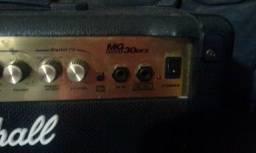 Amplificador para guitarra Marshall mg 30 dfx multi efeitos
