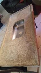 Pia de Cozinha 1.20 metros