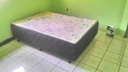 Cama Box + cama de Madeira URGENTE!!!