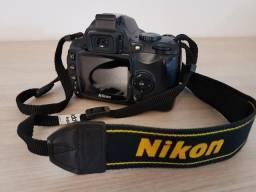 Vende se máquina fotográfica semi profissional