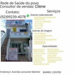 Clinica pra todos os serviços
