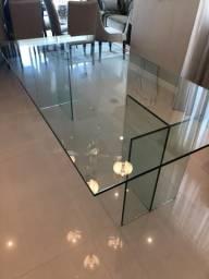 Mesa de Jantar vidro