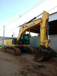 Escavadeira Hidráulica modelo E245 ME - New Holland