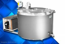 Tanque resfriador de leite capacidade para 2000 litros