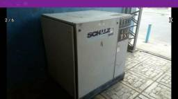 Compressor parafuso schulz 2040