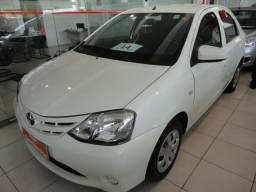 Toyota - etios sedan 1.5 x 2014 flex completo - 2014