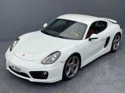 Porsche Cayman S  - 2014