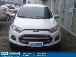 FORD ECOSPORT 2016/2017 1.6 SE 16V FLEX 4P MANUAL - 2017